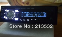 Detachable panel car radio mp3 player with SD USB AUX slot remote control removable panel