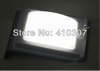 Bright 16 LED Sound Sensor Lamp Solar Powered Light Outdoor Led Wall Light Garden Lamp New Arrival Freeshipping 1 pcs