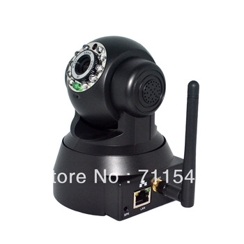Hot Selling !!! EasyN FS-613-M136 Wireless IP Camera Webcam Surveillance System Security Camera ,white black color