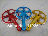 Free shipping,Single Speed Bicycle Cranksets Chainwheel,CNC bike parts,Fixed Gear Bike Chainwheel