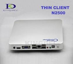 Network Cloud Terminals +Mini PC Station+Thin Client Computer Sharing + Dual Core 1.86G+ RAM 2G+ROM 8G+Windows 7(Hong Kong)