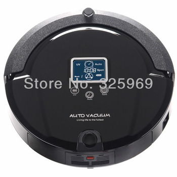 (EMS Free To Australia) Bagless Dry Robot Vacuum Low Voice Cleaning Tool Double Brush Free Shipping