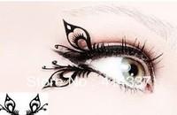 1 Pair New Art False Eyelashes Paper Cutting Paper Eyelash Lashes BOX Fashion NEW