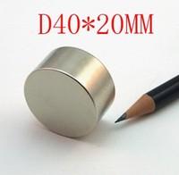 40*20 neodymium  magnet D40*20  n38 ndfeb d40x20mm strong magnet lodestone super permanent neodymium 40 mm x 20 mm