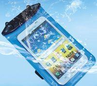 Mobile Waterproof Bag Samsung 7100 note2 i9220 9300 5.3 inch waterproof mobile phone sets