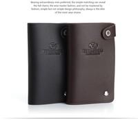 wholesale high quality PU leather wallet, new fashion designer women credit Card Holder, Black/Brown passport holder MB09
