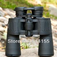 Big size Boshile 10X50 Powerview Porro Prism Binoculars Optical Binocular Telescope 100%NEW - Free shipping