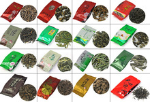 28 Different Flavors Famous Tea, Chinese Tea,including Black Tea,Green Tea,Puerh,Oolong,Tieguanyin,Jasmine Tea,M02,Free Shipping