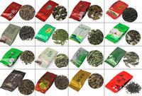 28 Different Flavors Famous Tea, including Black/Green/White/Yellow/Jasmine Tea,Puerh,Oolong,Tieguanyin,Dahongpao,M02,Free Ship