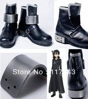 Kirito Cosplay Shoes Sword Art Online Kirito Cosplay Shoes