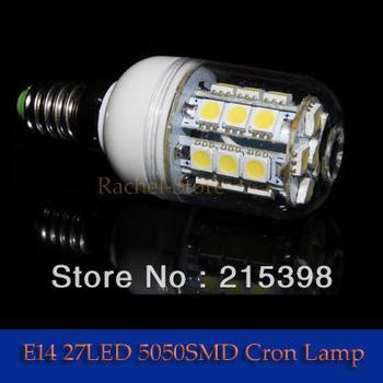 25pcs Supernova Sales E14 LED 4W 48 3528led 5W 27LED 5050chip 6W 7w 30LED 10W 48LED 12w 13w 14w 69 leds 220v-240v
