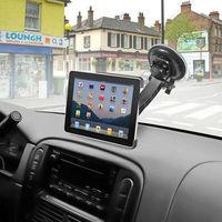free shipping Universal Car mount holder Cradle Bracket Clip Car Holder for  ipad4 3 2 mini ,samsung galaxy tab PC 7-10 inch