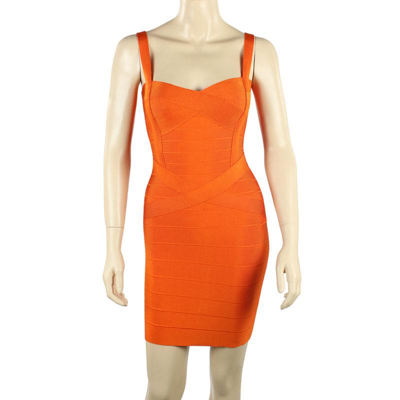 Bandage Bodycon Dress