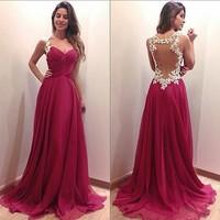 2014 new Fashion Dress Seconds Kill Vestido 2014 New Summer Pure Color Flower Women Casual Lace Spaghetti Strap Dress