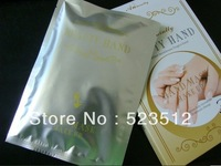 12 pairs/lot free shipping hand skin care hand mask Whitening &moisturizing hand gloves