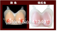 realistic breast forms/artificial silicone breast/silicone breast forms for men