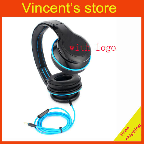 SYNC Mini 50 Cent Headphone by Audio Wired Headset Street DJ Earphone 50CENT(China (Mainland))