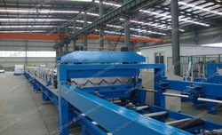 Floor Decking Roll Forming Machine/ roll formers, galvanized steel roofing sheet(China (Mainland))