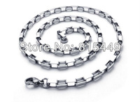 Hollywood Star Western Brand Classic Luxurious Vintage Statement Stainless Steel Long Choker Necklaces