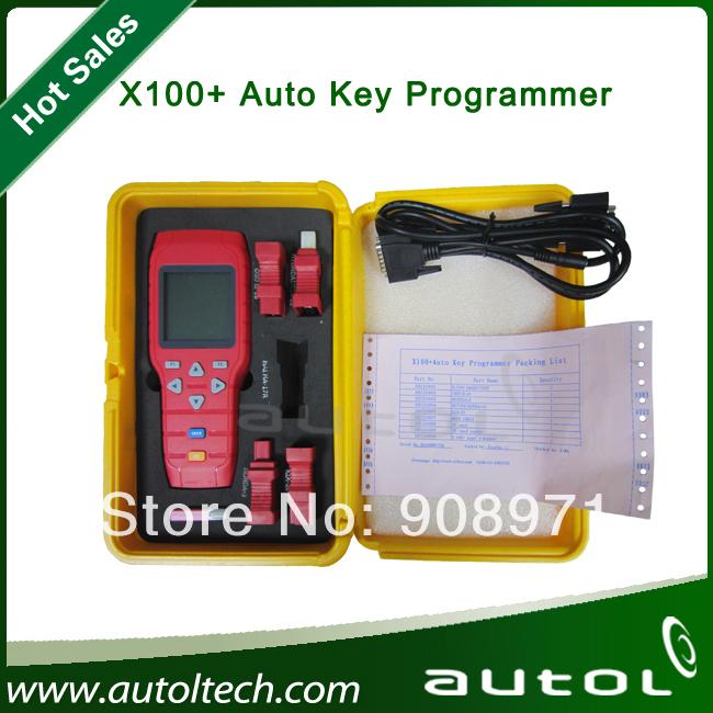 Recém 2013 Top ferramenta de Auto programador chave X 100 X 100 X-100(China (Mainland))