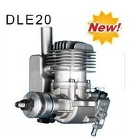 DLE 20 20CC brand GAS Engine For Airplane model high hot sell and free shipping