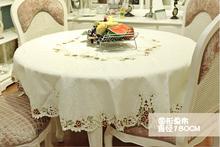 popular round table cloth