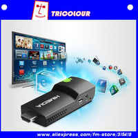 Free shipping HiMedia Q4 Android Smart Network TV Box Support Google browser AirPlay DLNA 1080p HDMI Dongle player #A110013