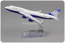 united toy airplane promotion