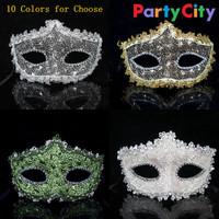 New Arrival for 2013 elegant lace rhinestone masquerade mask princess mask venetian style mask hollween mask,20pcs per lot