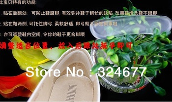 10 Pairs of Silicone Gel Heel Cushion Foot Care Shoe Pads Free shipping