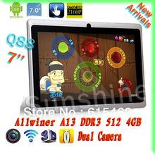 popular allwinner a13 q88