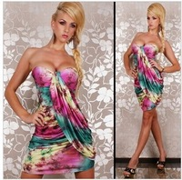 Free shipping 2012 tight package hip sexy ladies fashion dress nightclub fitted dress S135