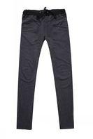 free shipping 2013 new korea baggy cargo harem pants men sports overalls casual trousers Black Dark gray
