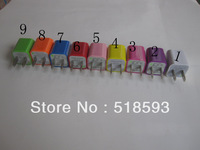 High Quality Mini USB Wall Charger a For iPhone 4 4S 3G 3GS iPod Nano TOUCH Free Shipping