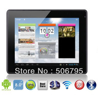 PIPO S2 3G tablet 8 Inch Tablet PC Dual Core RK3066 HD Screen Bluetooth 16GB 1G RAM Came+earphone+pu case+sandisk 4g tf card