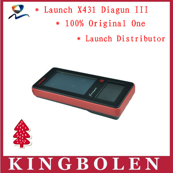 Top Selling 2013 Original Launch X-431 Diagun 3 update Online X431 Diagun III launch Hottest(China (Mainland))