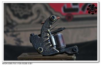 Tattoo Machine gun 201119SKylin Handmade Brass