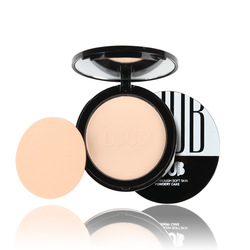 New UBUB Mineral Skin finish Nature Pressed Powder Oil Free 3 colors optional drop shipping#1(China (Mainland))