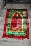 Free shipping  Supplies prayer blanket carpet muslim supplies pad carpet mats
