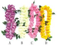 party supplies hawaiian Spriing flower lei