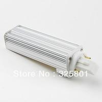 Hot sale!Free shipping CE&RoHS 5pcs/lot 13W 52 LED SMD 5050 cold White Light Bulb Lamp 220V G24 E27 E26 Corn Light Bulb LED Lamp