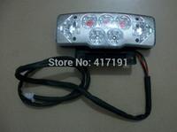 36v/48v/60v/72v LED rearlight for electric bike/rearlight,braking light,signal light and turn signal light for electric biccycle