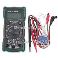 3 1/2 Digital Multimeter Detector Non-Contact Range LED Flash Warning MASTECH MS8233C