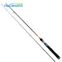 Trulinoiya Spirit Ultra Light Spinning Fishing Rods MY-602UL 1.86M