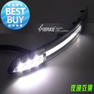 teana altima 2008-09 led drl daytime running light top quality free shipping