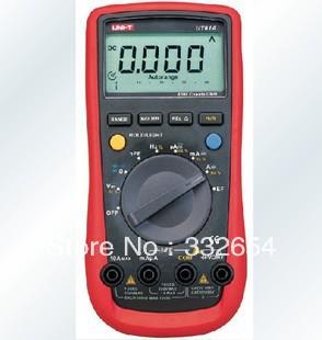 Мультиметр UT61D LCD Multitester AC DC мультиметр fuke dt9205a ac dc lcd dt9205a