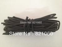 2MM Inner Diameter Black Heat Shrinkable Tube / Heat Shrink Tubing (5M/lot)