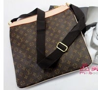 2013,new brand designer handbag,brand women 's bag Women's handbag classic messenger bag 398 - 8068  ,Free shipping