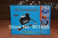 retail package 300psi 12V Car Portable Pump Air Compressor Tire Inflator Tool air pump free Fedex DHL shipping