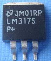 LM317S  TO263 Linear Regulators - Standard
